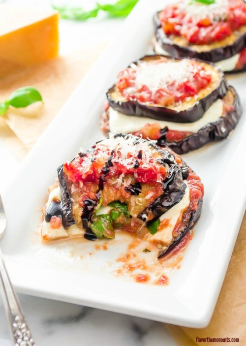 grilled-eggplant-parmesan-stacks4 | flavorthemoments.com
