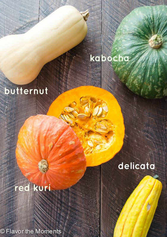 Winter Squash | flavorthemoments.com