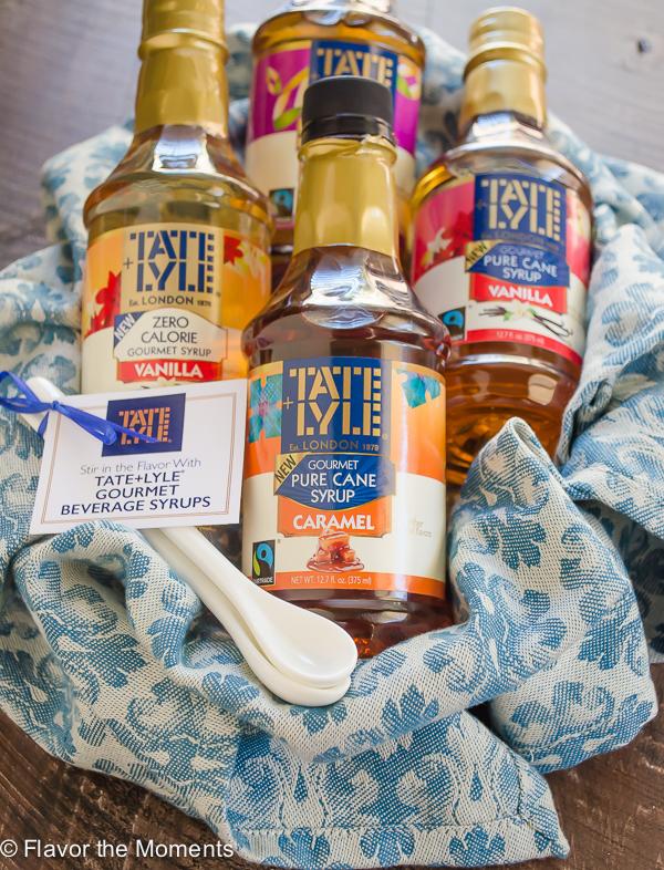 Tate+Lyle Gourmet Beverage Syrups