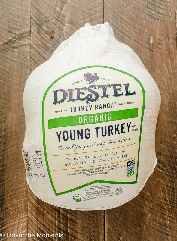Diestel Organic Young Turkey