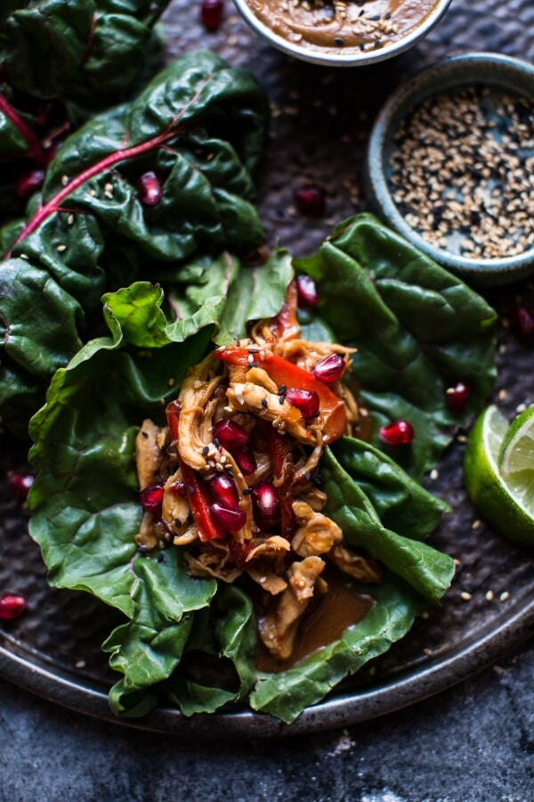 Sweet-Thai-Chile-Chicken-Swiss-Chard-Wraps-with-Peanut-Ginger-Sauce-5