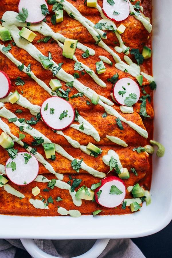 Swiss-Chard-Mushroom-Enchiladas-13