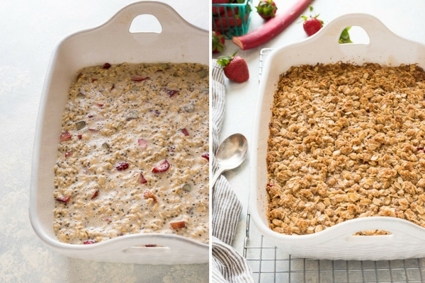 overnight-strawberry-rhubarb-baked-oatmeal-crisp-process2