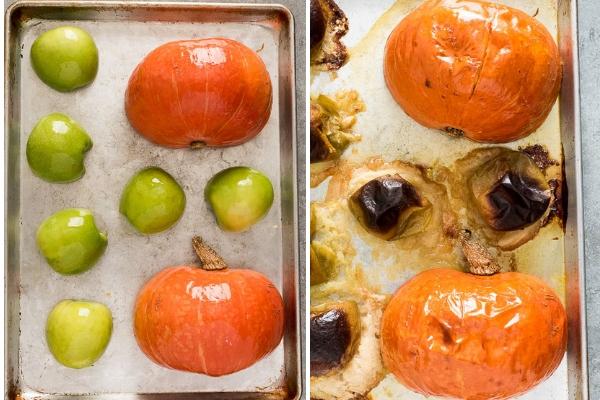 roasted-pumpkin-apple-soup-process-collage-2