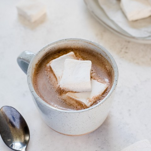 Single Serving Dairy Free Hot Chocolate