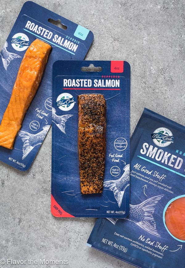 Blue Circle Foods Smoked Salmon