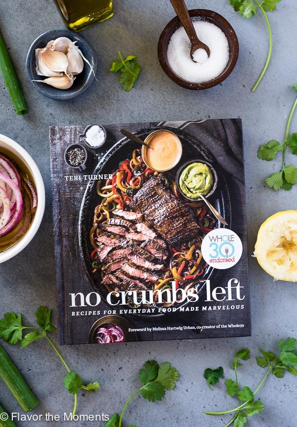 No Crumbs Left cookbook