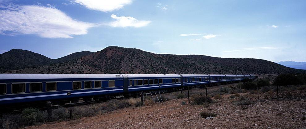 The Blue Train