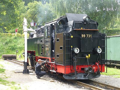 Trans-Harz Railway and Brocken Railway