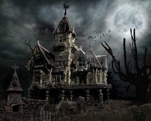 Fall Graveyard Cemetery Wallpaper Top 10 Scariest Places On Earth To Give You Goosebumps