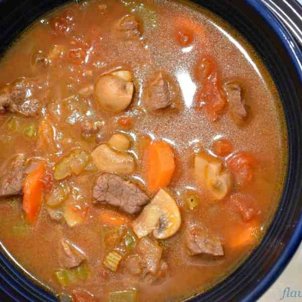 Hearty and Flavorful Beef Stew