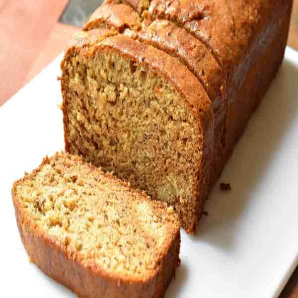 Mary's Homemade Banana Bread