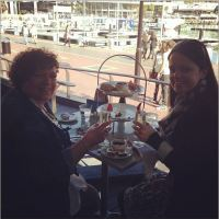Champagne Breakfast at Adria Rybar & Grill | Flavour Adventure