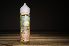 mango shocked e-liquid