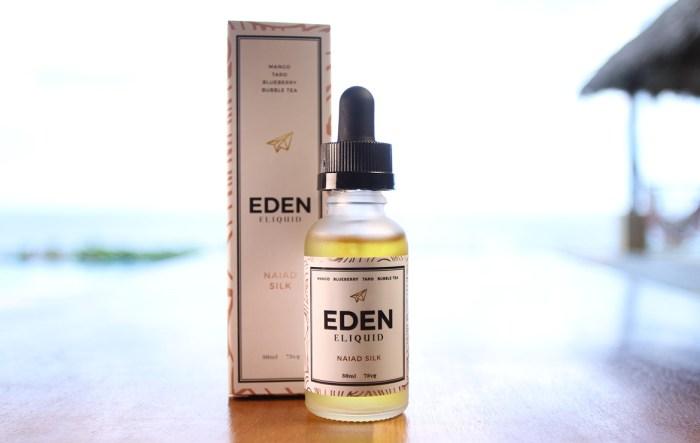 Eden Naiad Silk E-liquid