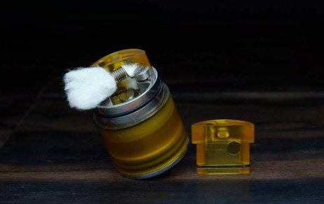 The GOM MajesticTank RDTA