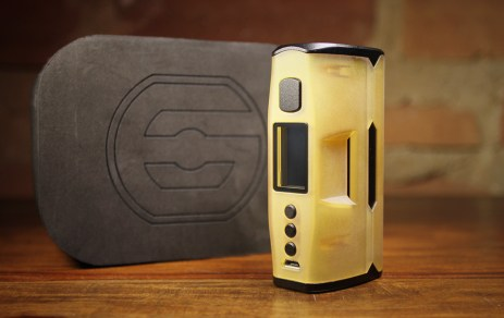 The Vapedroid X1C2 DNA75c Mod Review