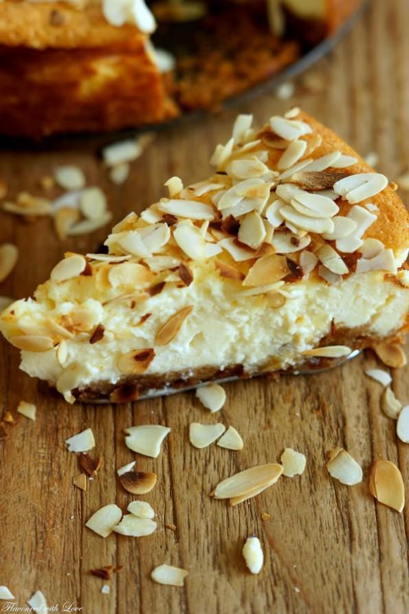 Amaretto Cheesecake2