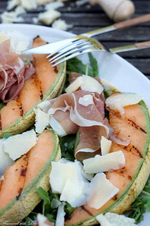 Gegrillte Melone.k1
