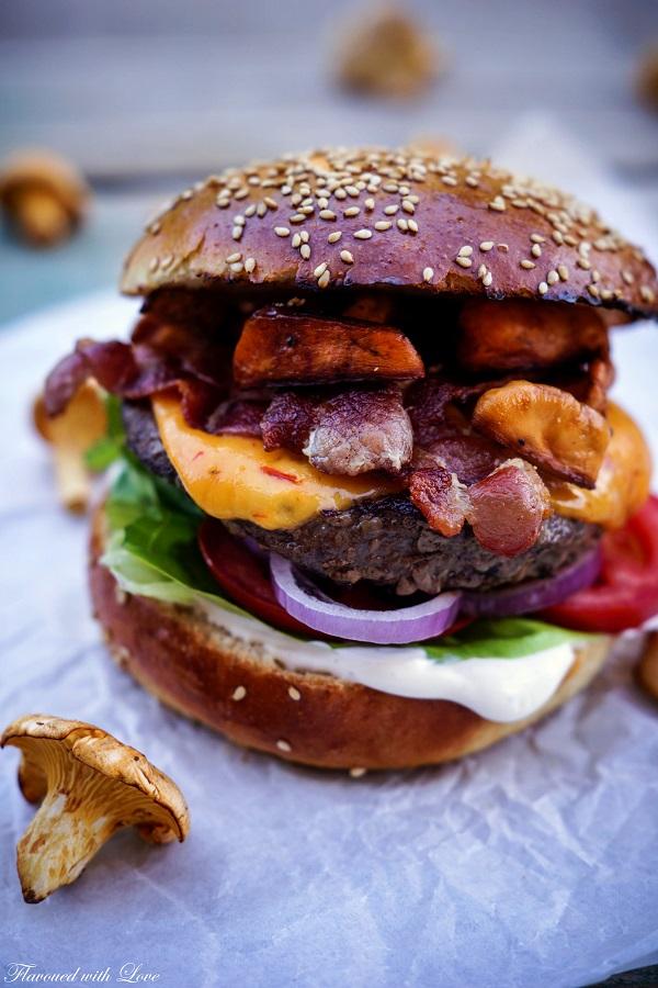 Wagyu Burger12.k
