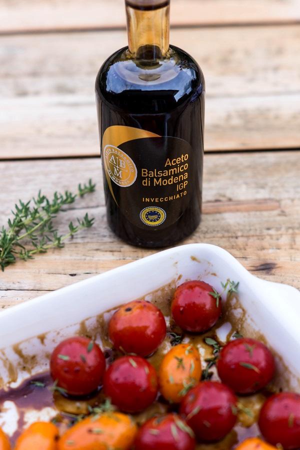 Balsamico Tomaten mit Burrata2.k