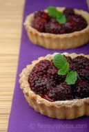LR Blackberry tarts