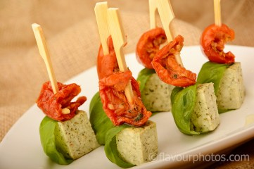 Vegan Canapes