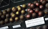 Some of Aneesh's chocolates. How fabulous are these!?