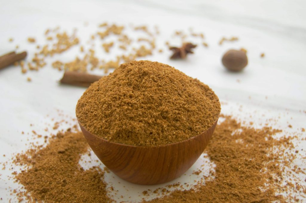 biryani masala powder recipe