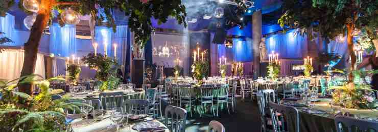 London Christmas Party Venues