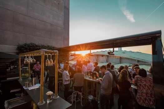 rooftop venues London