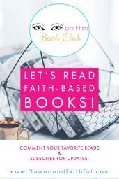 Eyes on Him Book Club -- Flawed & Faithful Blog