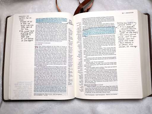 bible study on the book of Joshua, bible study on Joshua 1, summary of the book of Joshua, bible study on Joshua 24