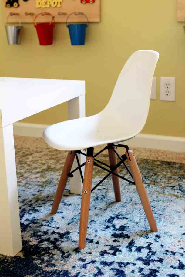 Child Size Eames Chair