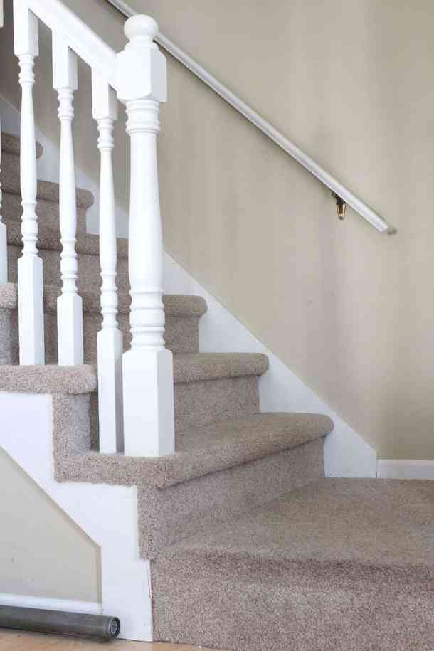 Wide Stairs Baluster