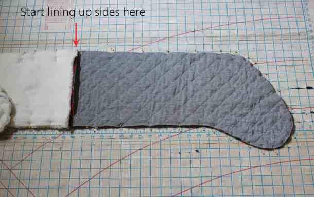 Stocking Pin Placement