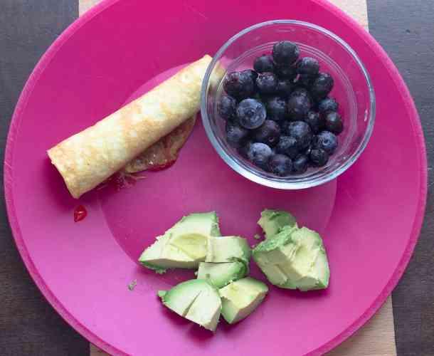 paleo kid lunch
