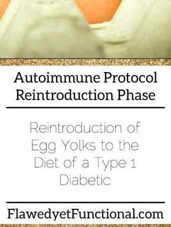 AIP Reintroduction Egg Yolk