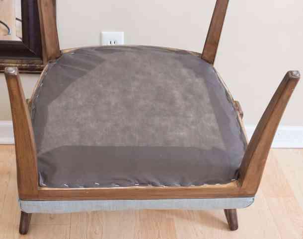 Stapled Dust Cover