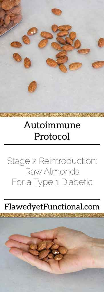 stage 2 reintroduction raw almonds