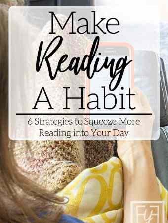Make Reading a Habit Read More