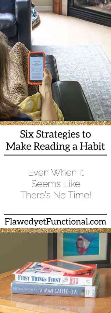 make reading a habit