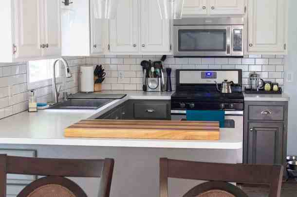 keep your kitchen clean