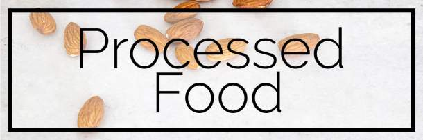 eliminate gluten and processed food