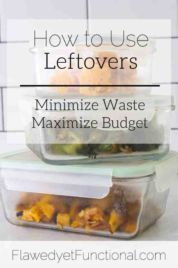 maximizing leftovers