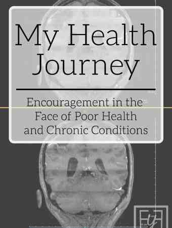 encouragement from my health journey