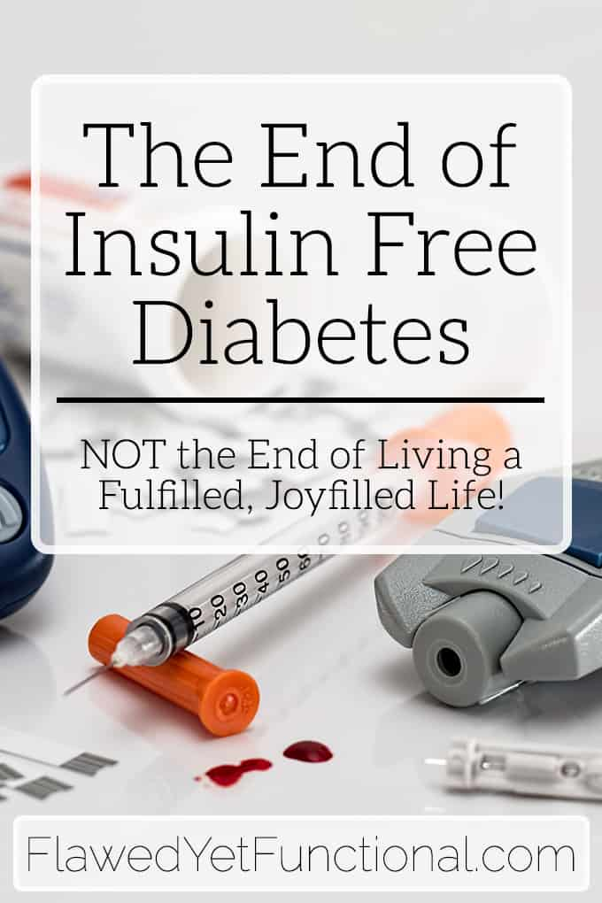 End of Insulin Free Diabetes | Search for Optimal Blood
