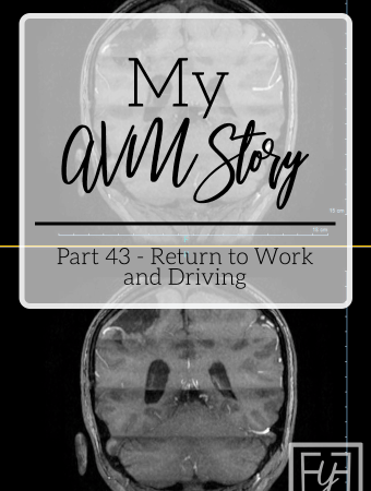 return to work and driving