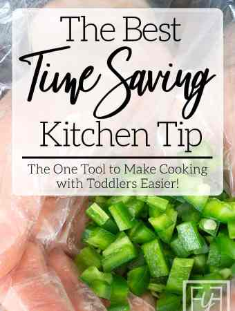 Disposable Kitchen Gloves Valuable Tip for Moms of Toddlers