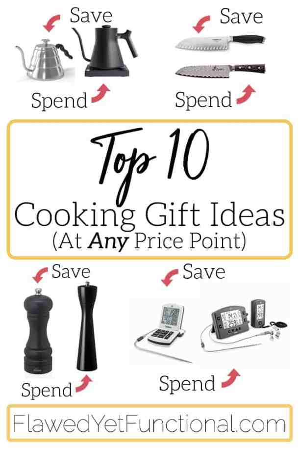 cooking gift guide 2019